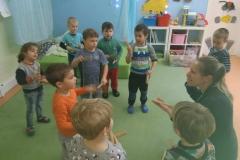 Besuch der Musikschule im Unki